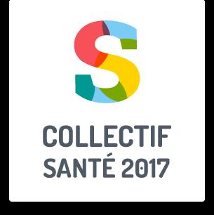 Logo Collectif Santé 2017